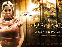 Sienna Day in Game of Moans XXX VR Parody - VRBangers