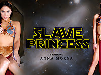Anna Morna in Slave Princess - WankzVR