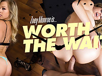 Zoey Monroe in Worth the Wait - WankzVR